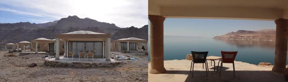 mujib chalets dead sea