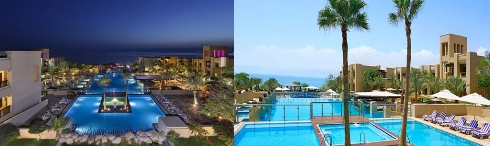 Holiday Inn Resort Dead Sea.