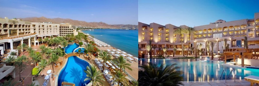 InterContinental Aqaba.