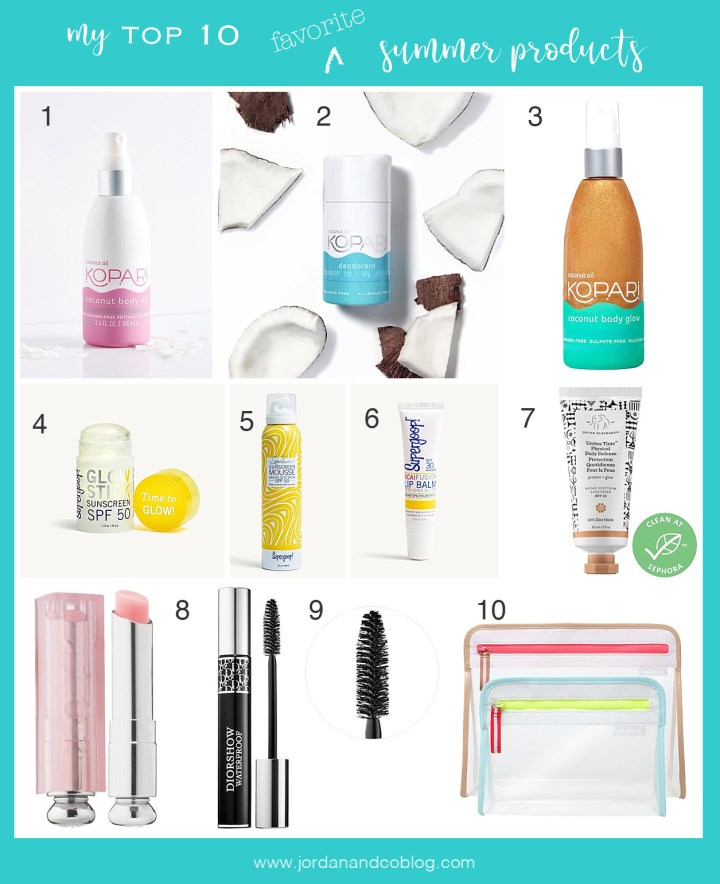 Mama's Summer Favorites