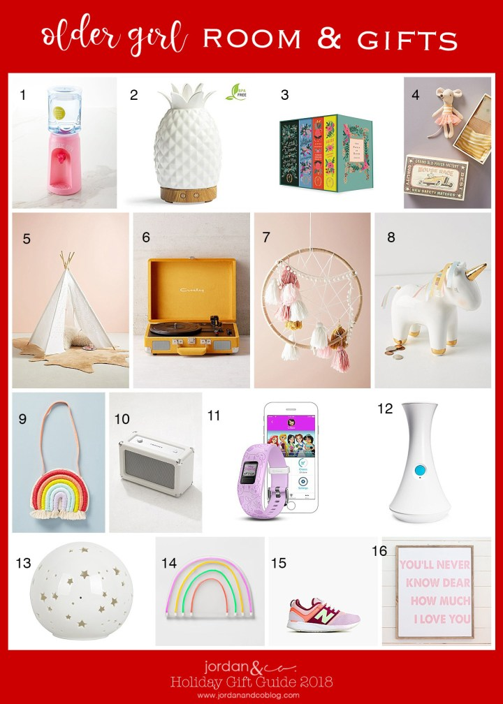 Kid's Holiday Gift Guide 2018