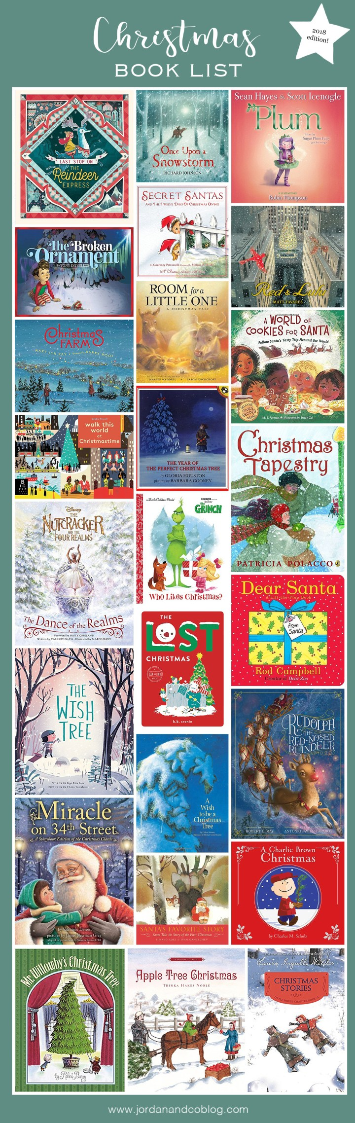 Holiday Books 2018