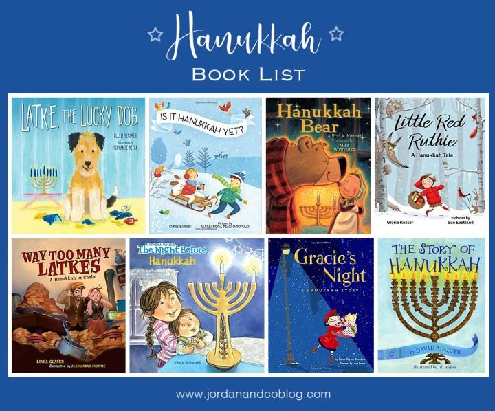 hanukkahbooks