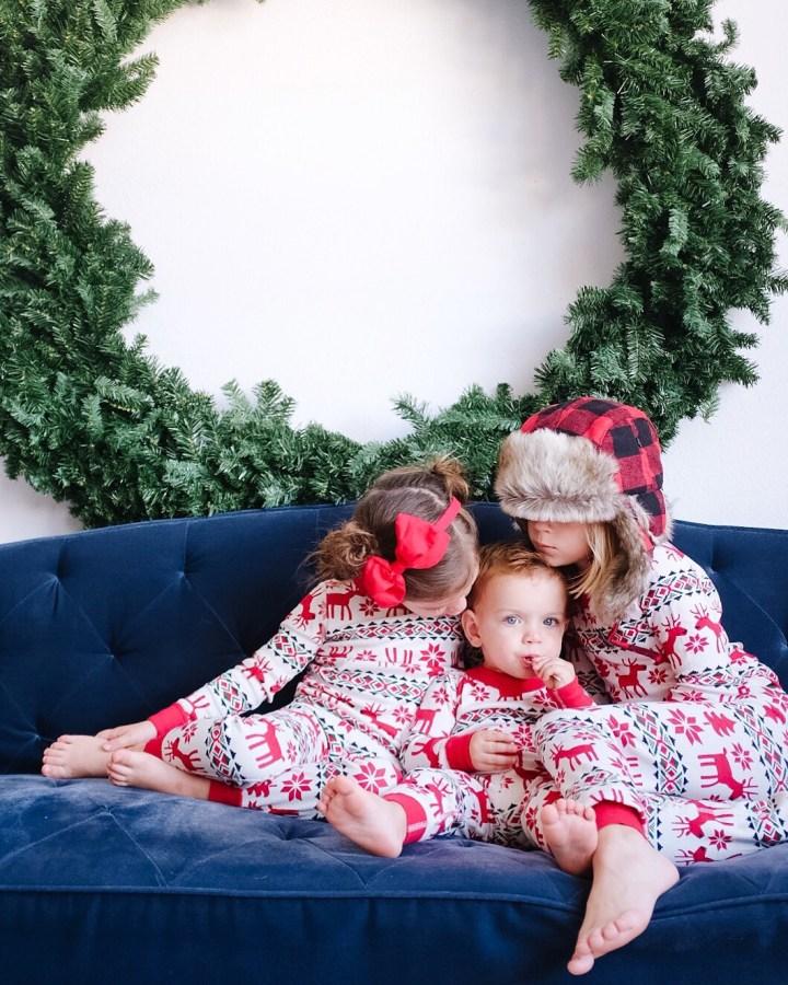 Favorite Christmas Pjs!