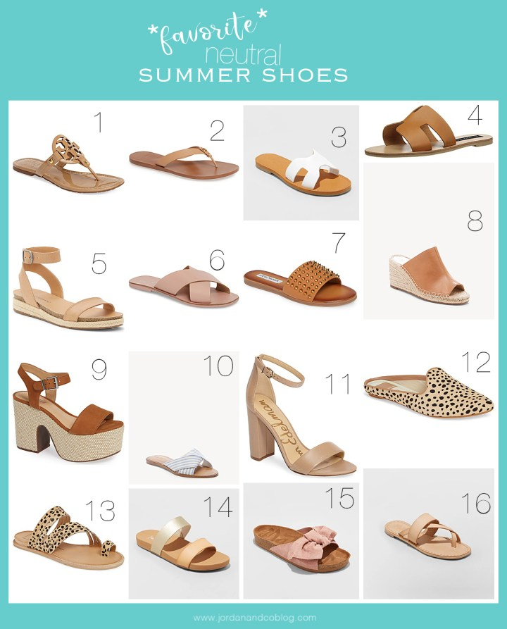 summershoes