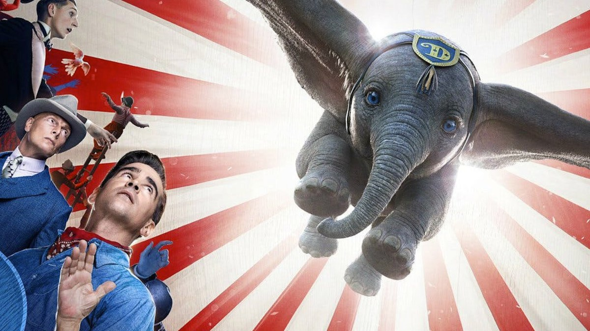 Film Review Dumbo 2019 Jordan And Eddie The Movie Guys