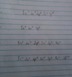 electron configuration and orbital diagram [ 1280 x 768 Pixel ]