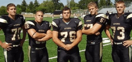 My Offensive Line