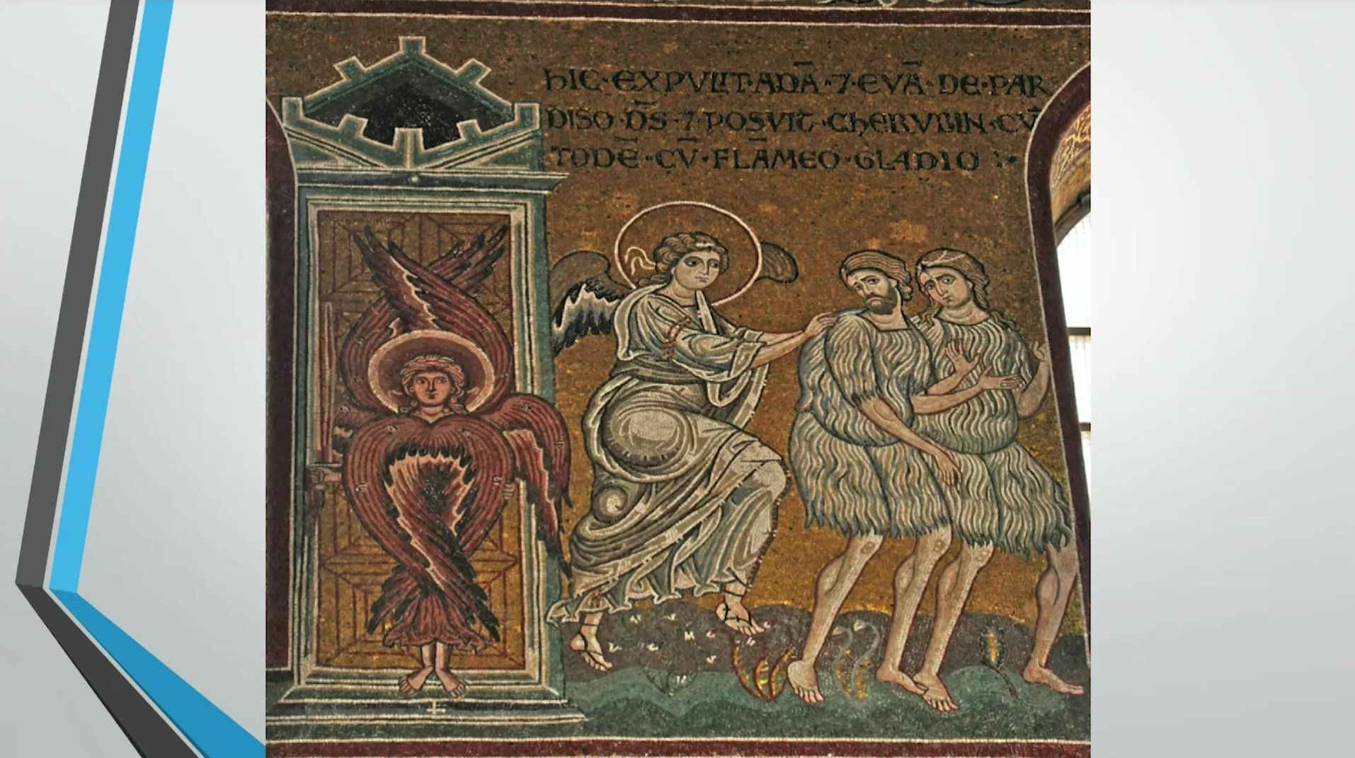 Bible Series IV: Adam & Eve: Self-Consciousness, Evil, & Death ...