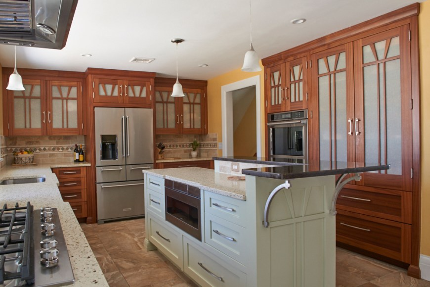 Lancaster_Custom_Kitchen_Cabinetry_Design_Greenbank_Millwork_25 Architecture - Kitchens, Interiors & Exteriors