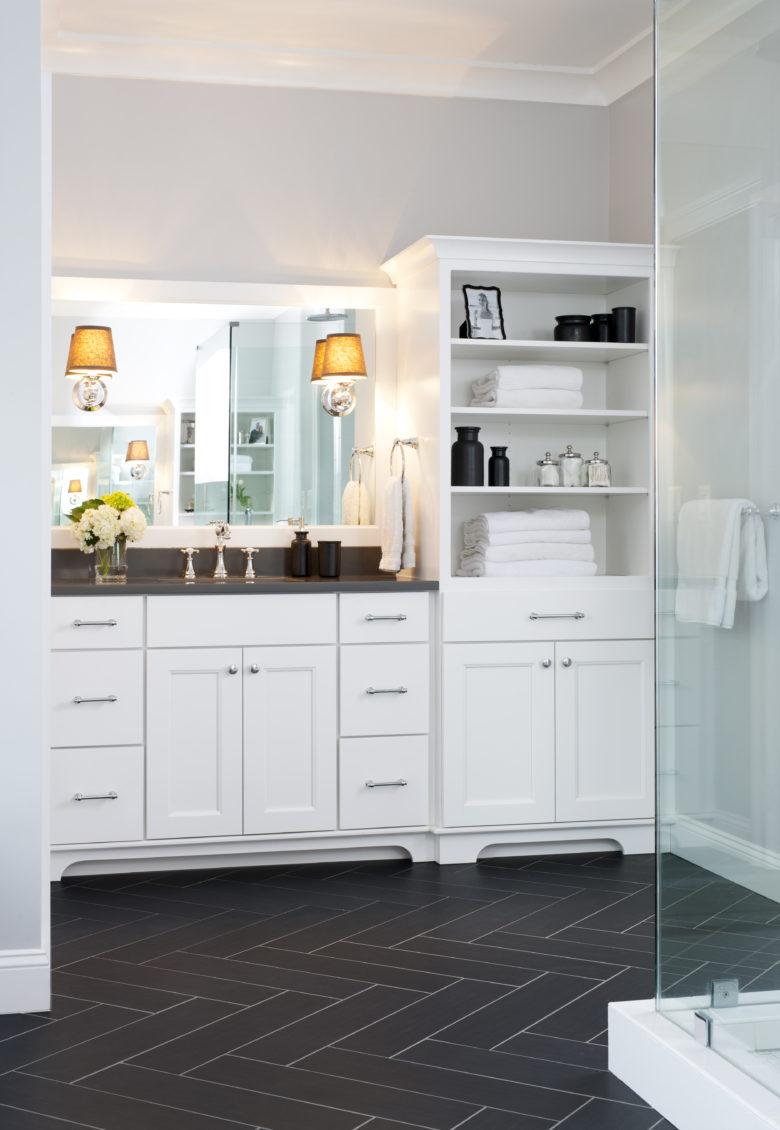 Master Bathroom Remodel in Oakton VA  Closet Remodeling