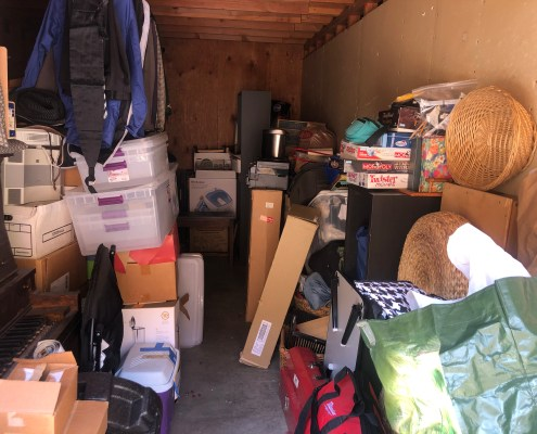 Storage Unit in Progress