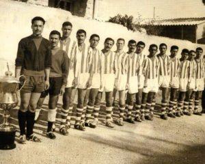 أول نادي لكرة القدم إرث الأردن Jordan Heritage