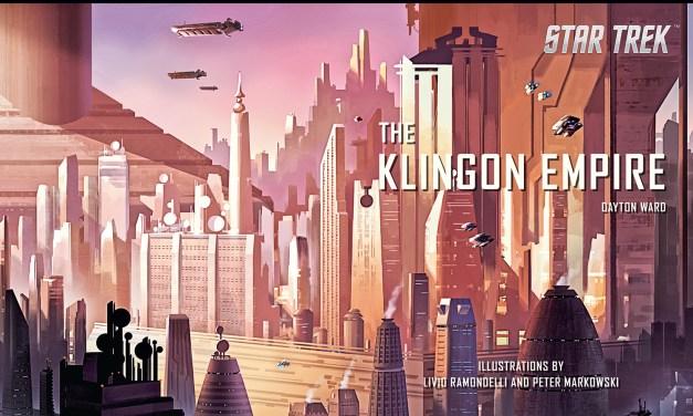 Episode 55: Dayton Ward and the Klingon Empire