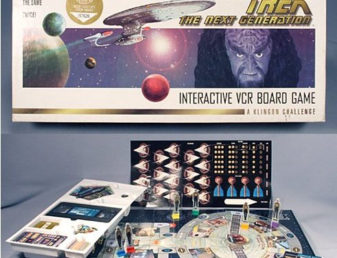 Episode 39: Star Trek Gaming Part 1