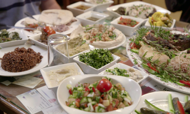 In Search of Israeli Cuisine, review