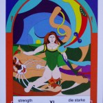 Tarot. Mystereum. The Presence of Strength + Bonus Exercise