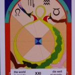 Thursday Mystereum Tarot Theatre Themes: Presence of XXI The World