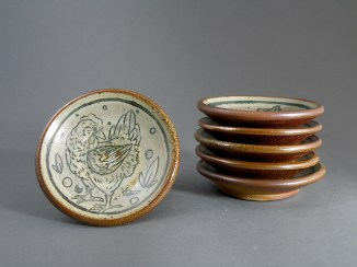 Stack of Tiny Plates