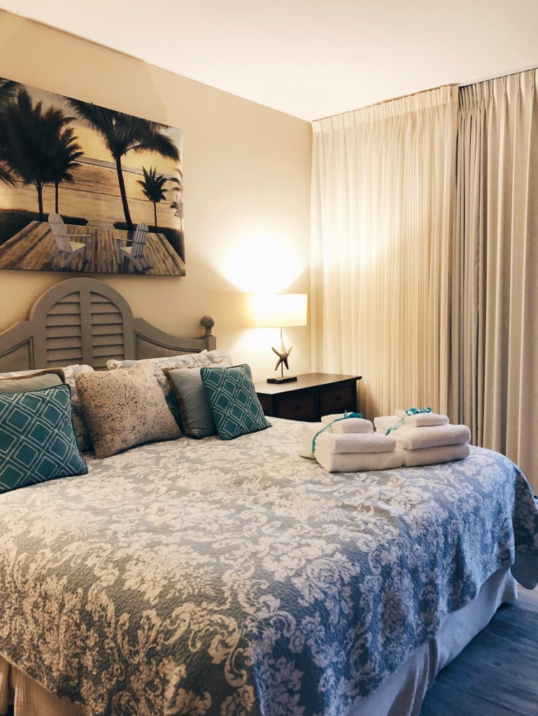 My Spring Break with Blue Swell Vacation Rentals