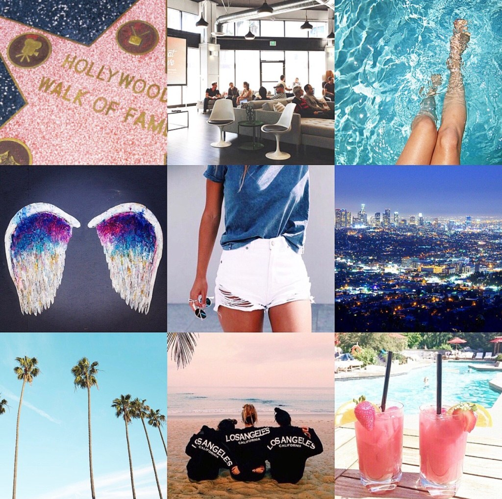 June Mood Board