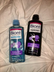 biore micellar waters