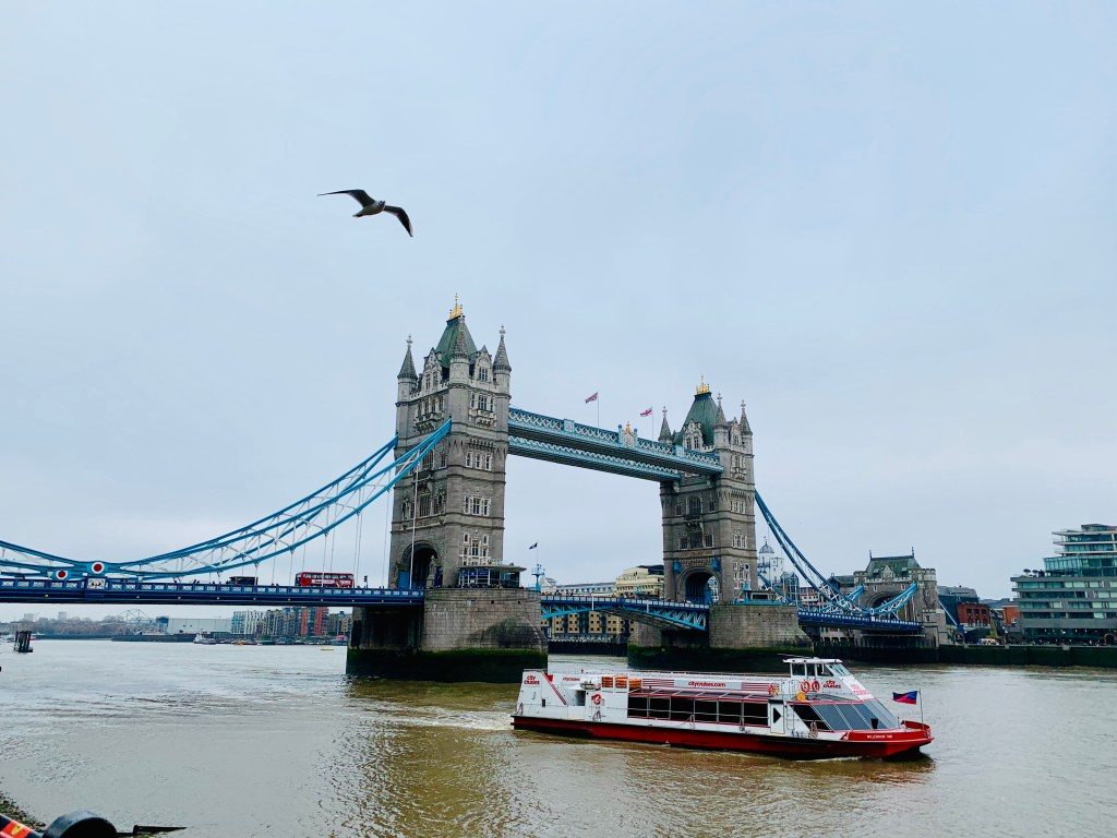 Travel with Jordan Lee: London