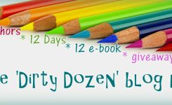 Dirty Dozen Blog Hop and Giveaway with Author TM Smith