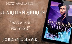 GUARDIAN SPIRITS is NOW AVAILABLE!