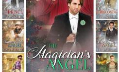 THE MAGICIAN'S ANGEL is NOW AVAILABLE!