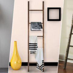 Living Room Blanket Holder Small Bar Counter In Ladder Shelves At Home With Jordan