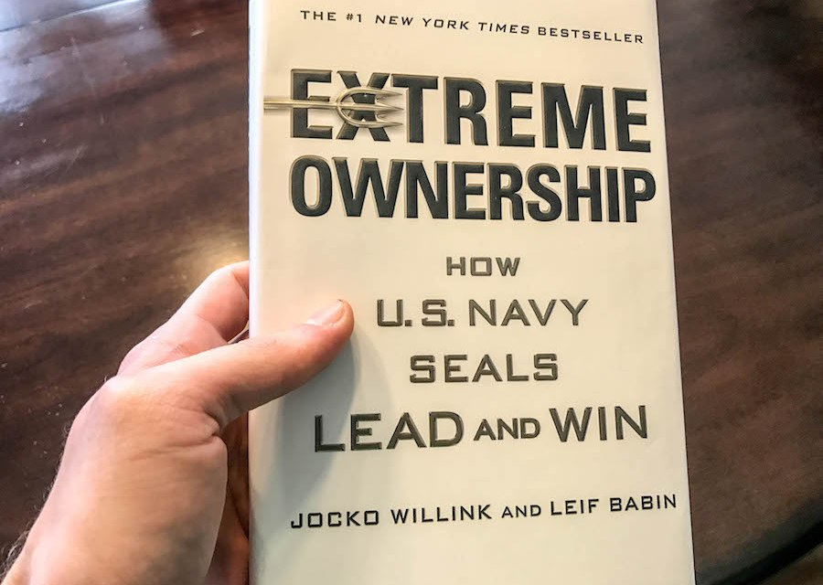 Book Review: Extreme Ownership
