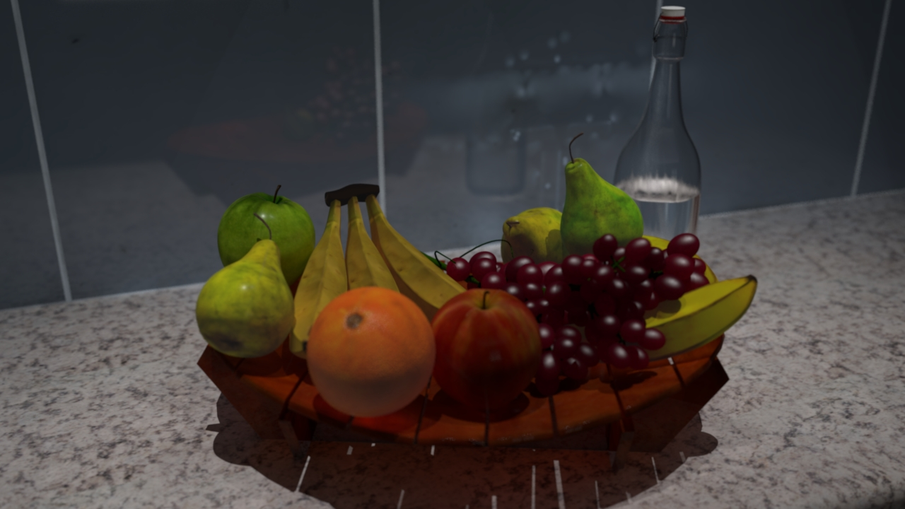 Fruit Bowl Project  Final Renders