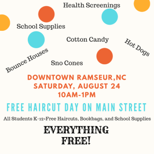 Free Haircut Day