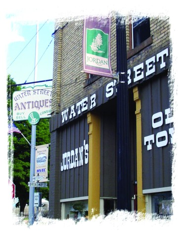 Water Street is home of many of the buildings on the National Register. Come visit the downtown shops today!