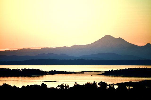 Mt Baker Sunrise1
