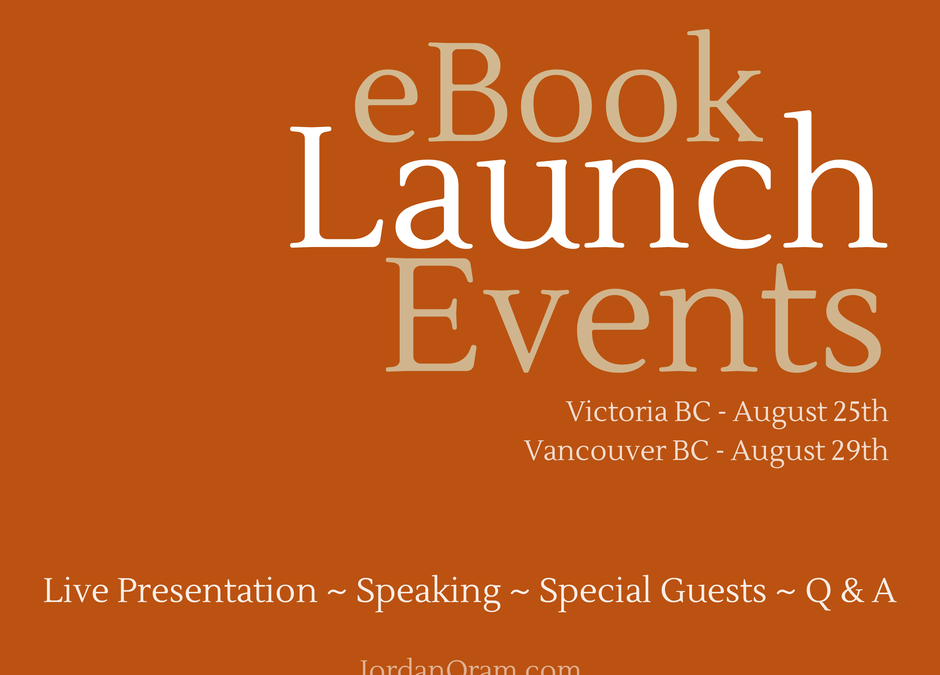 eBook Launch Events (August 2014)