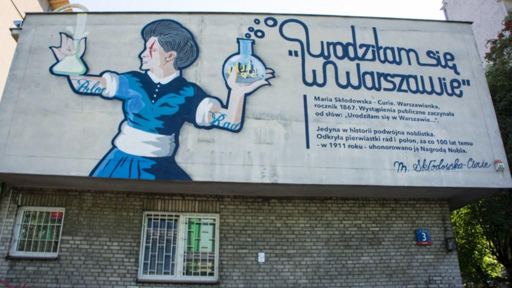 Marie Skłodowska-Curie: many don't know she was Polish
