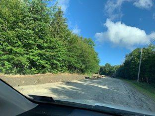 Jordan road work
