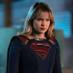 Supergirl, from the CBS TV series