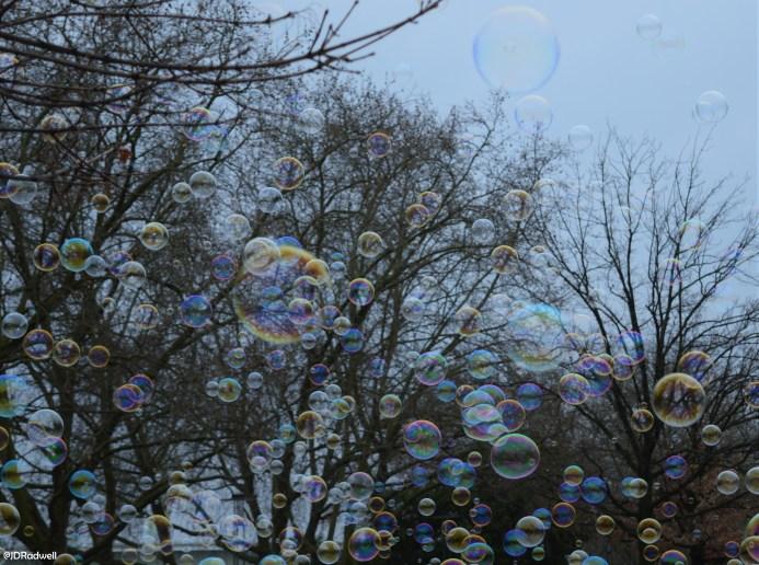 Bubbles in Cologne