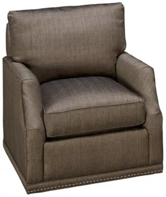 swivel chair regal lawn chairs in a bag rowe my style ii jordan s furniture
