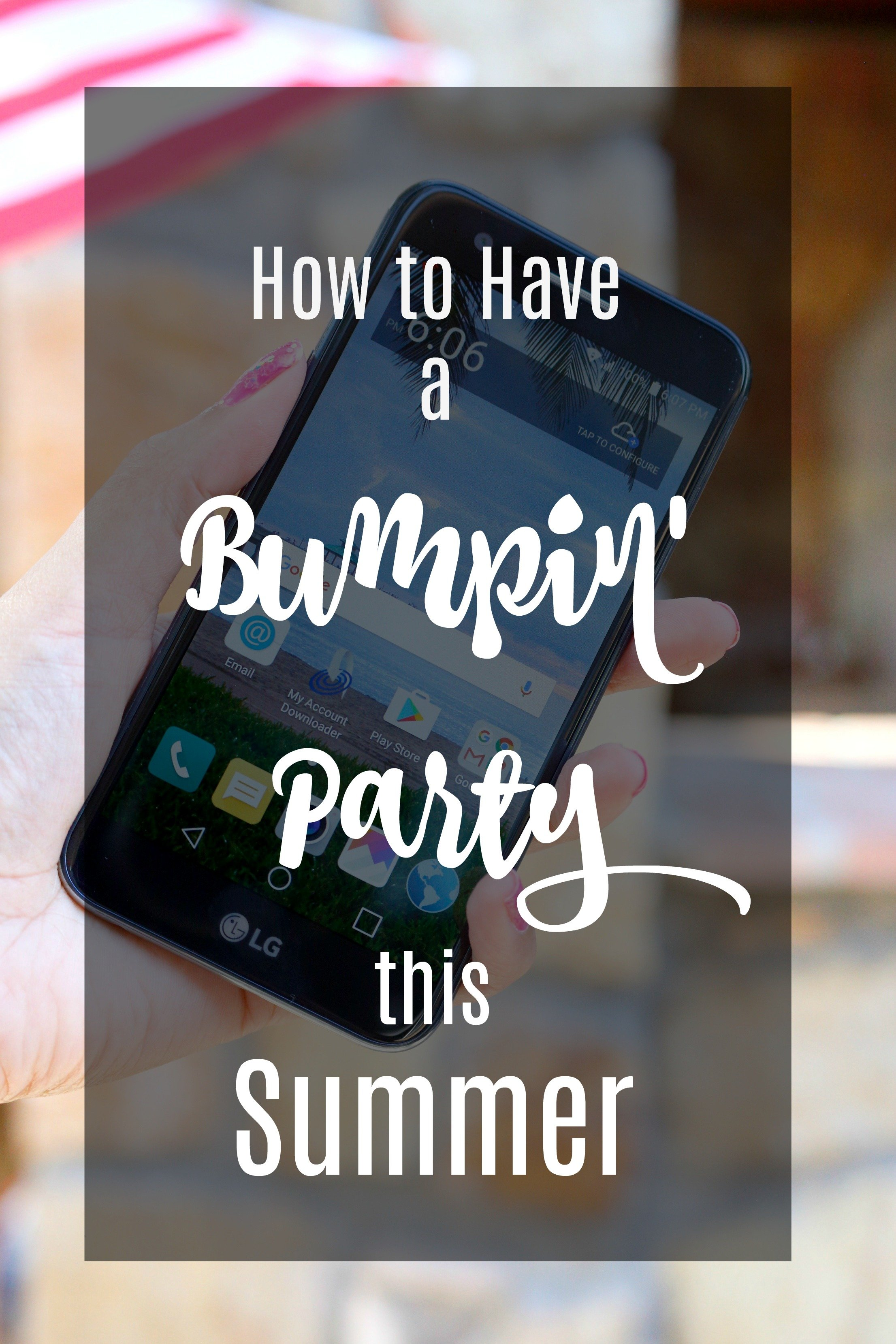 You know what makes a good party? Music! Check out how easy it is to have a bumpin' party this summer and save some money doing it. #SummerisforSavings #wfm1 [ad]