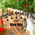 Backyard Garden Tour and Blog Hop