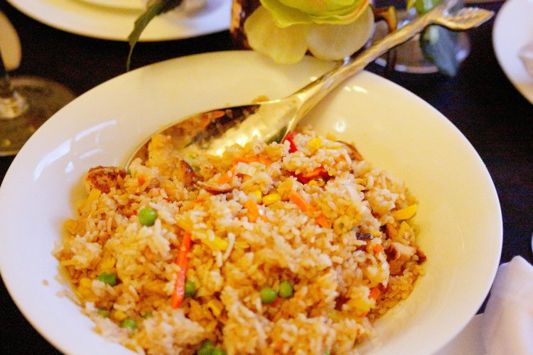 Dinner Party Hack – Ling Ling Fried Rice