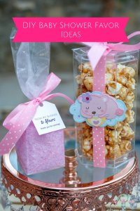 DIY Baby Shower Favor Ideas