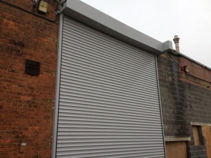 Industrial Doors 1