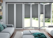 Pleated blinds 4 (Perfect Fit)