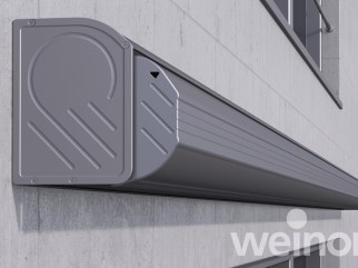 Weinor Folding Arm Awnings 2 (2000 Cassette Box)
