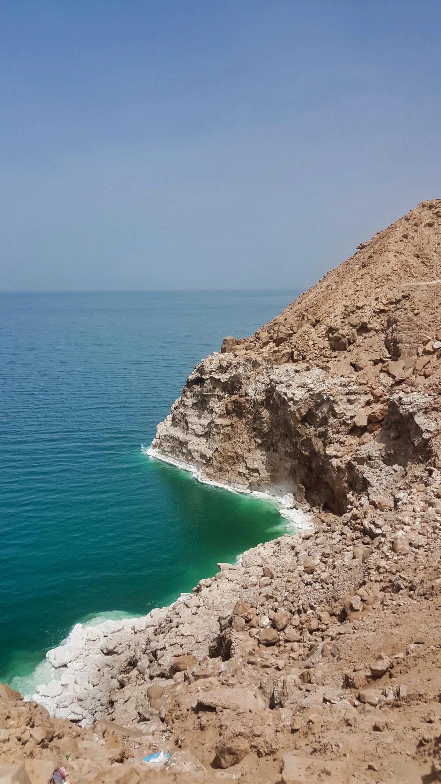 10 Days in Jordan - Dead Sea View